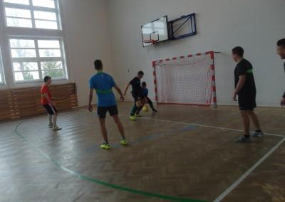 I Wiejski Turniej halowej piłki nożnej Siołkowa 2016