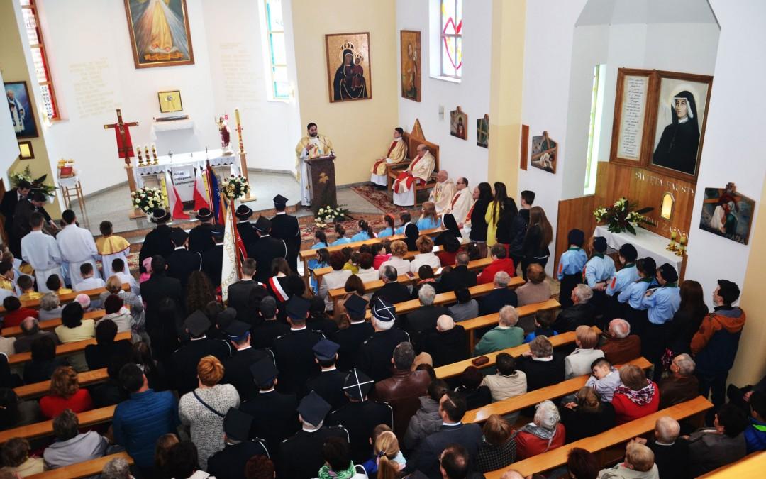 Niedziela Miłosierdzia Bożego – Zagórze 2016
