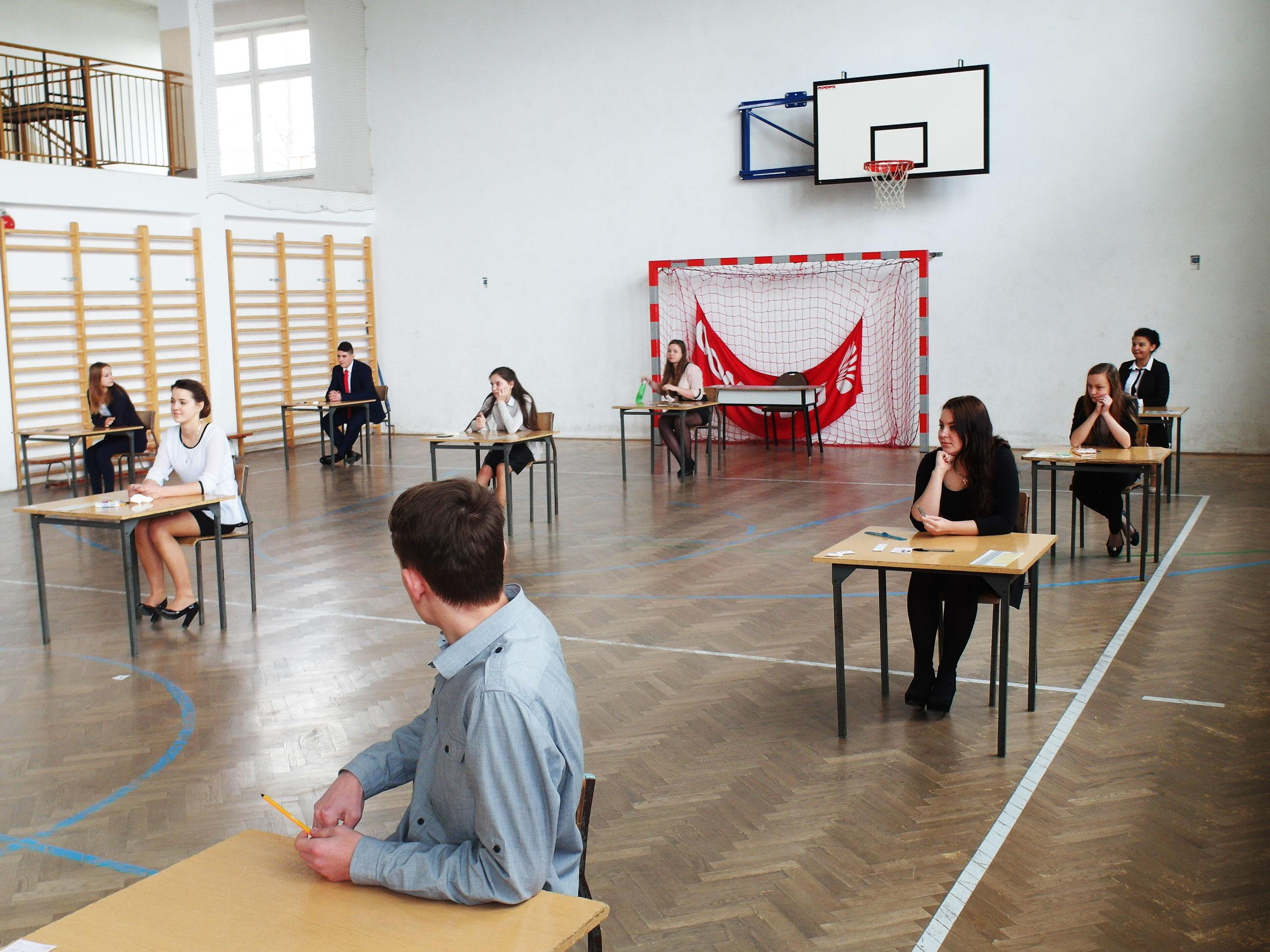 Egzaminy Gimnazjalne Siołkowa 2016