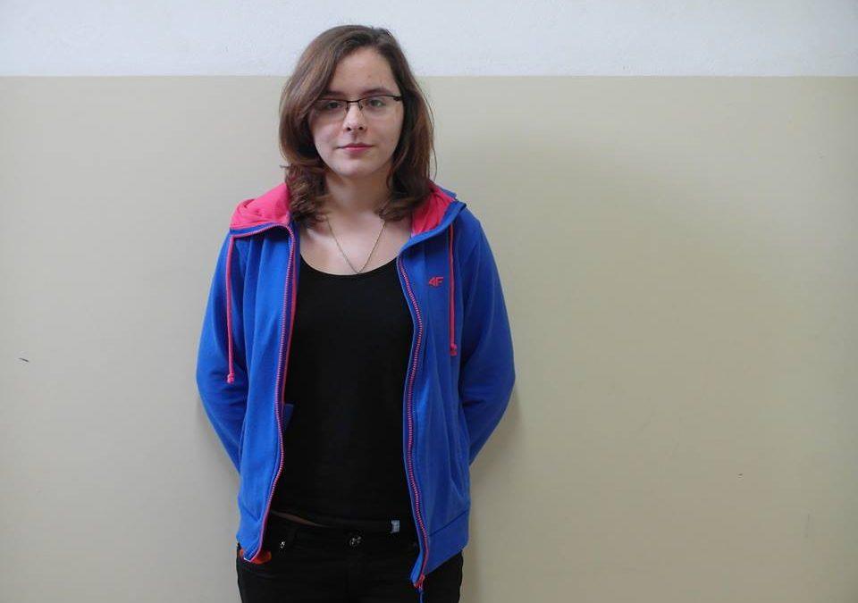 Uczennica gimnazjum z Siołkowej Natalia Kwoka finalistką konkursu małopolskiego