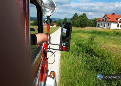 Akcja OSP Siołkowa w domu jednorodzinnym na Strzylawkach
