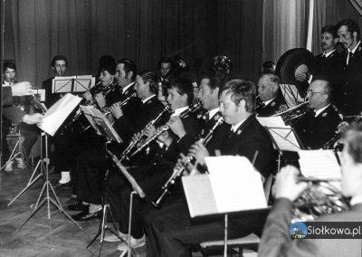 Archiwalne fotografie Orkiestry i Chóru z Siołkowej