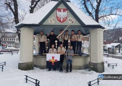 """1 Szczep Grybowski Stowarzyszenia Harcerstwa Katolickiego """"Zawisza"""""""