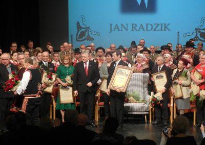 Jan Radzik Sądeczanin Roku 2016