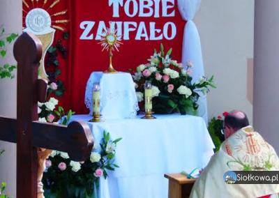 Uroczystość Najświętszego Ciała i Krwi Chrystusa - Siołkowa-Zagórze029