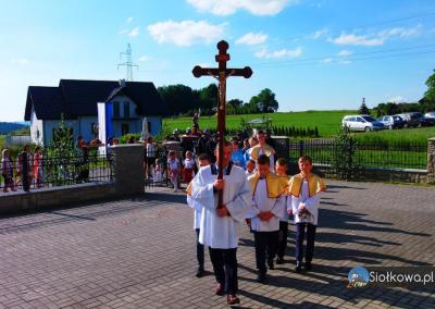 Uroczystość Najświętszego Ciała i Krwi Chrystusa - Siołkowa-Zagórze038