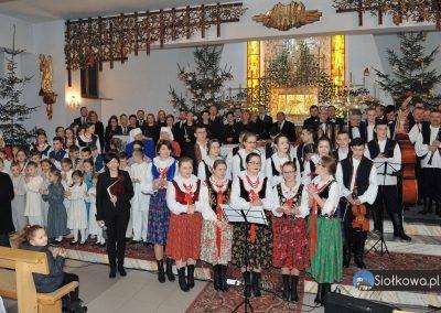 IV Charytatywny Koncert Kolęd i Pastorałek w Krużlowej