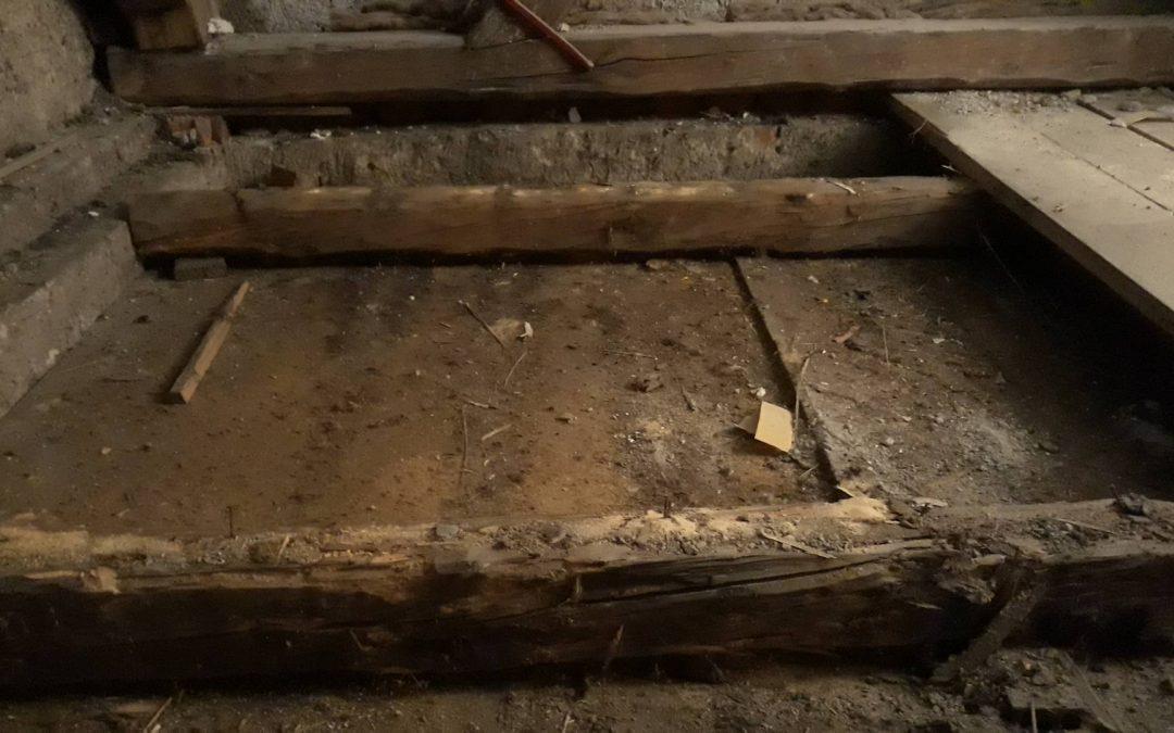 """Dom kultury – remont """"Sali pamięci"""""""