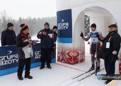 Bieg na Igrzyska - CSZ Ptaszkowa 2018 19