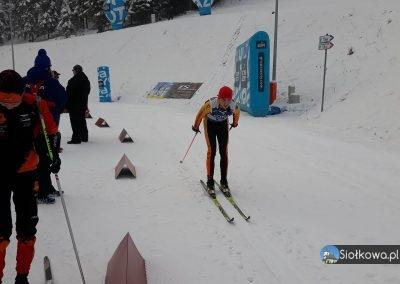 Bieg na Igrzyska - CSZ Ptaszkowa 2018