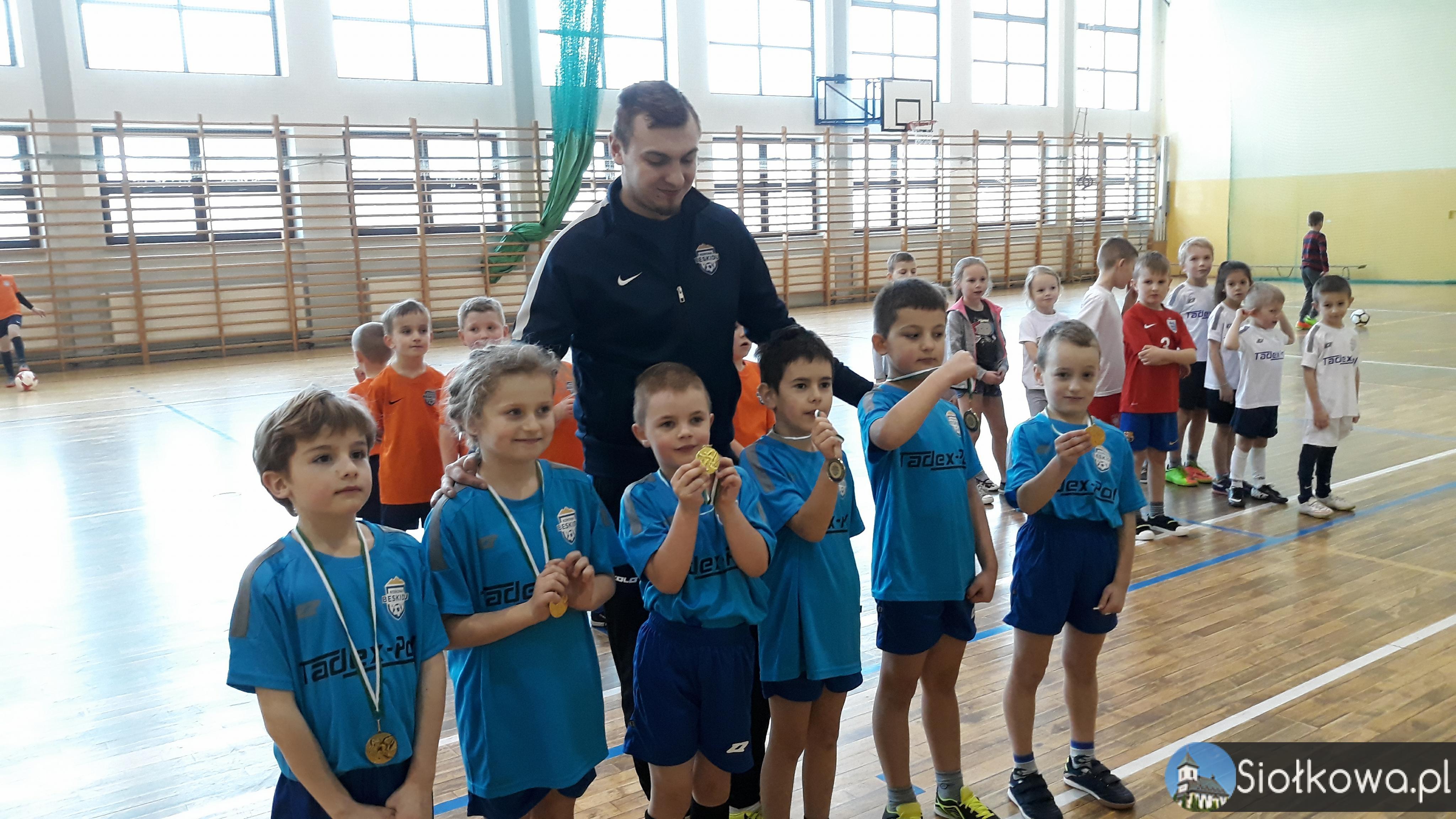 Korona Beskidu – wewnętrzny turniej w piłkę nożną