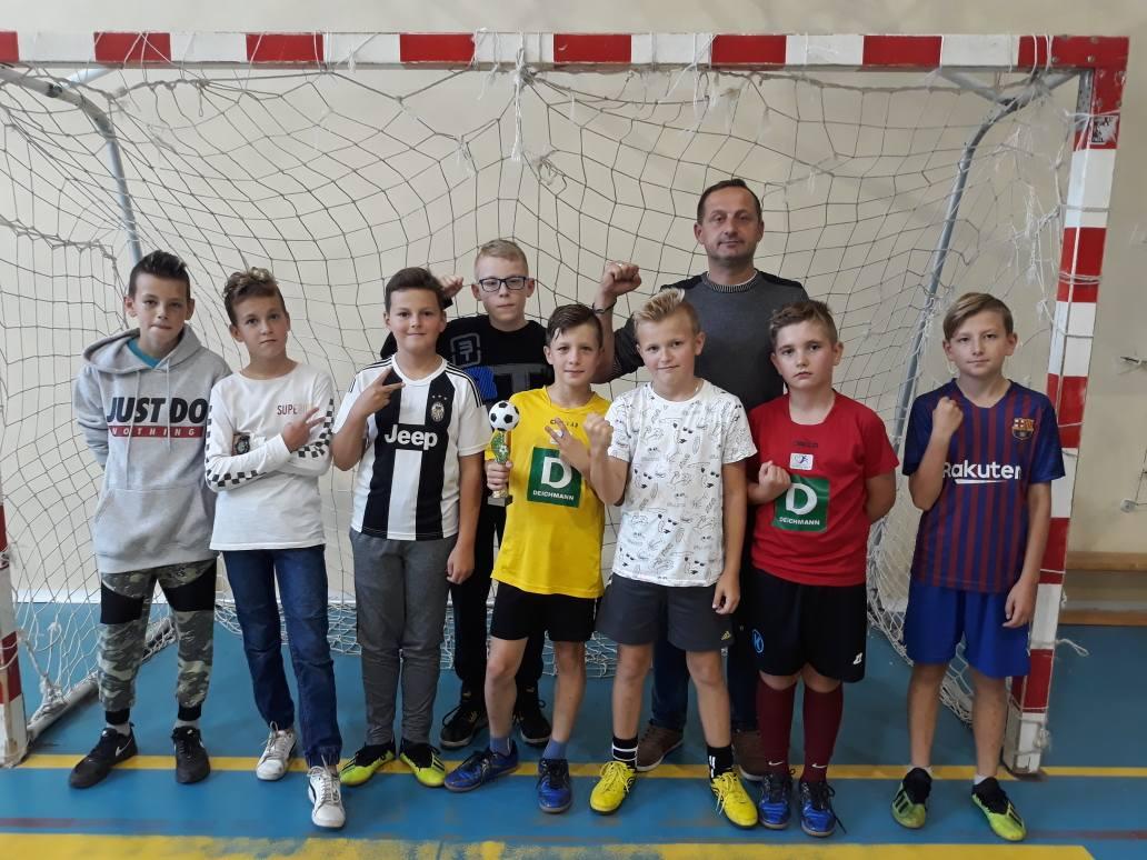Sportowe sukcesy naszych uczniów