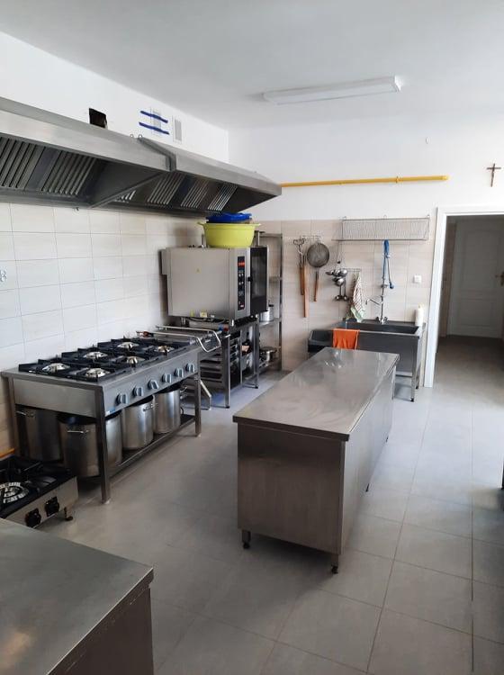 Kuchnia i jadalna po gruntownym remoncie
