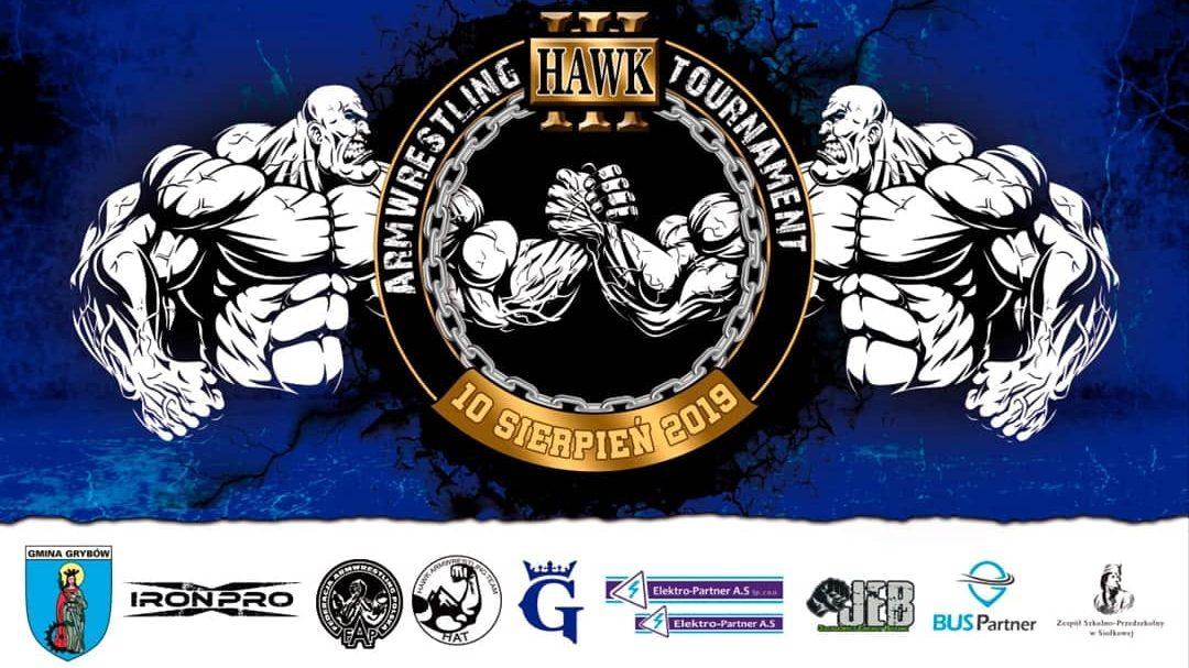 [Zaproszenie] III HAWK Armwrestling Tournament